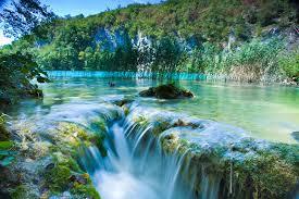 Croazia cascate