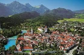 La Strada tedesca delle Alpi