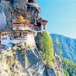 BHUTAN PAESAGGI