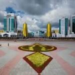 KAZACHSTAN PAESAGGI