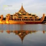 MYANMAR PAESAGGI