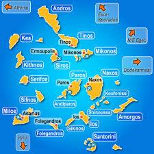 le isole greche