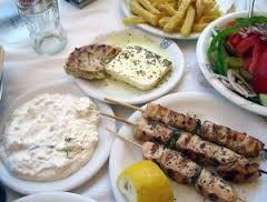 piatto greco